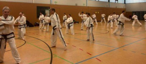 Na seminarju v Dortmundu