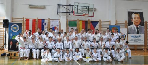 3rd Taekwon-Do Chocolate Weekend 2018 – complete success