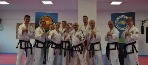 Mednarodni trening